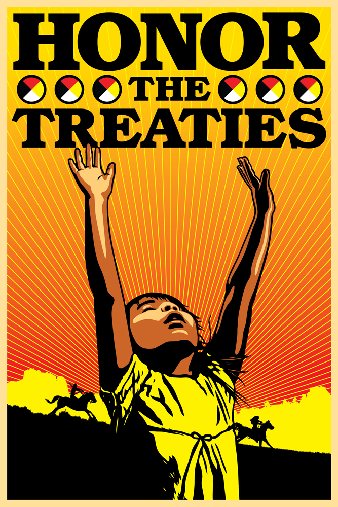 Honor the Treaties