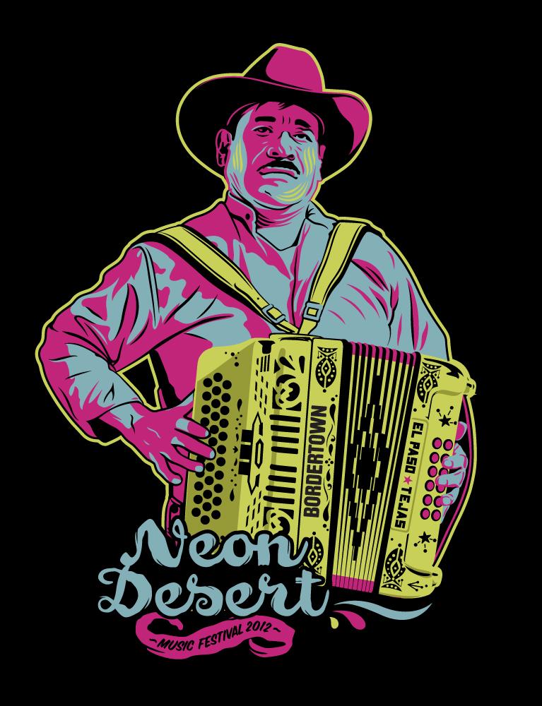 Neon Desert 2012 Music & Art Festival