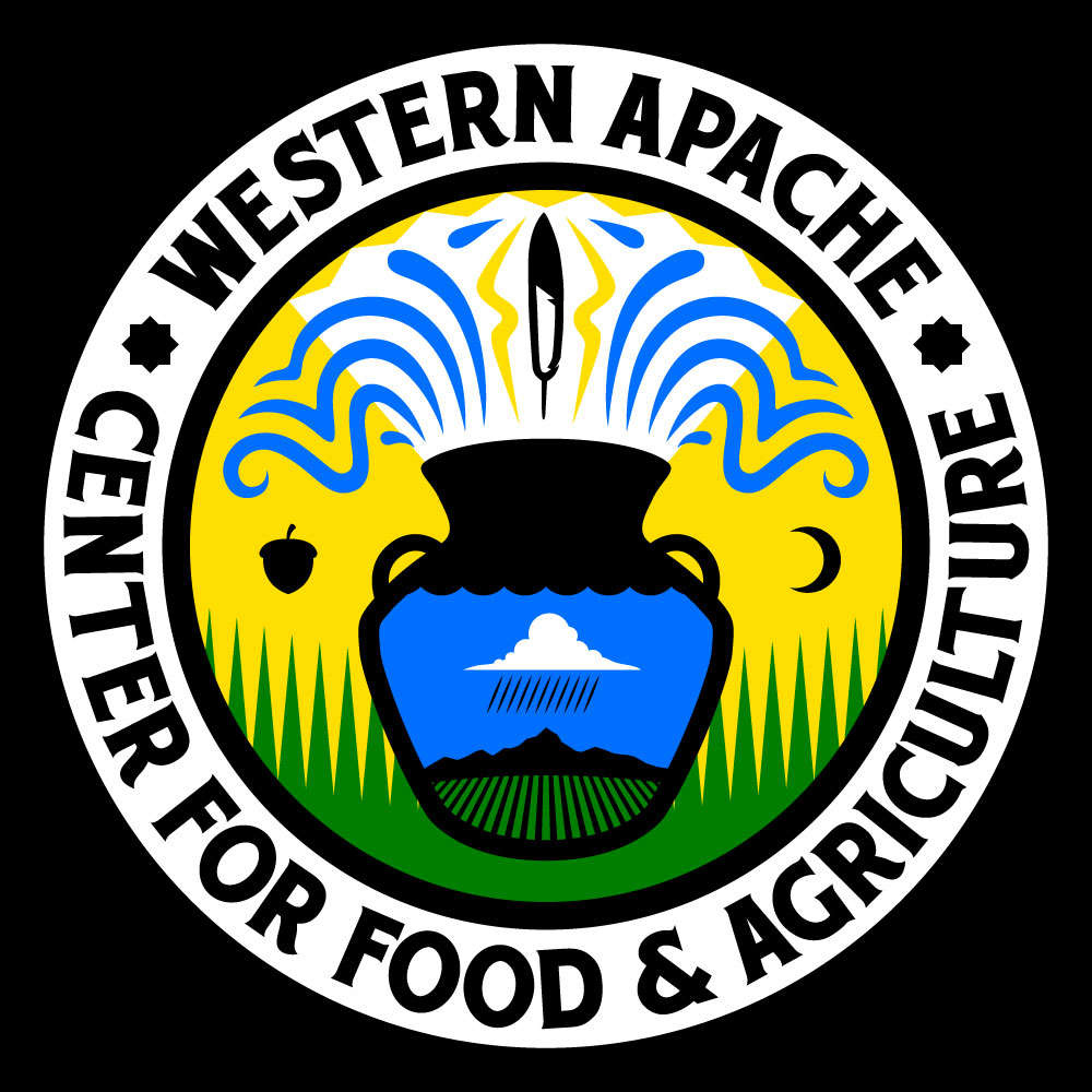 WACFA (Western Apache Center for Food & Agriculture) Logo