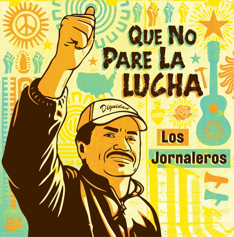 Los Jornalero - Que No Pare La Lucha