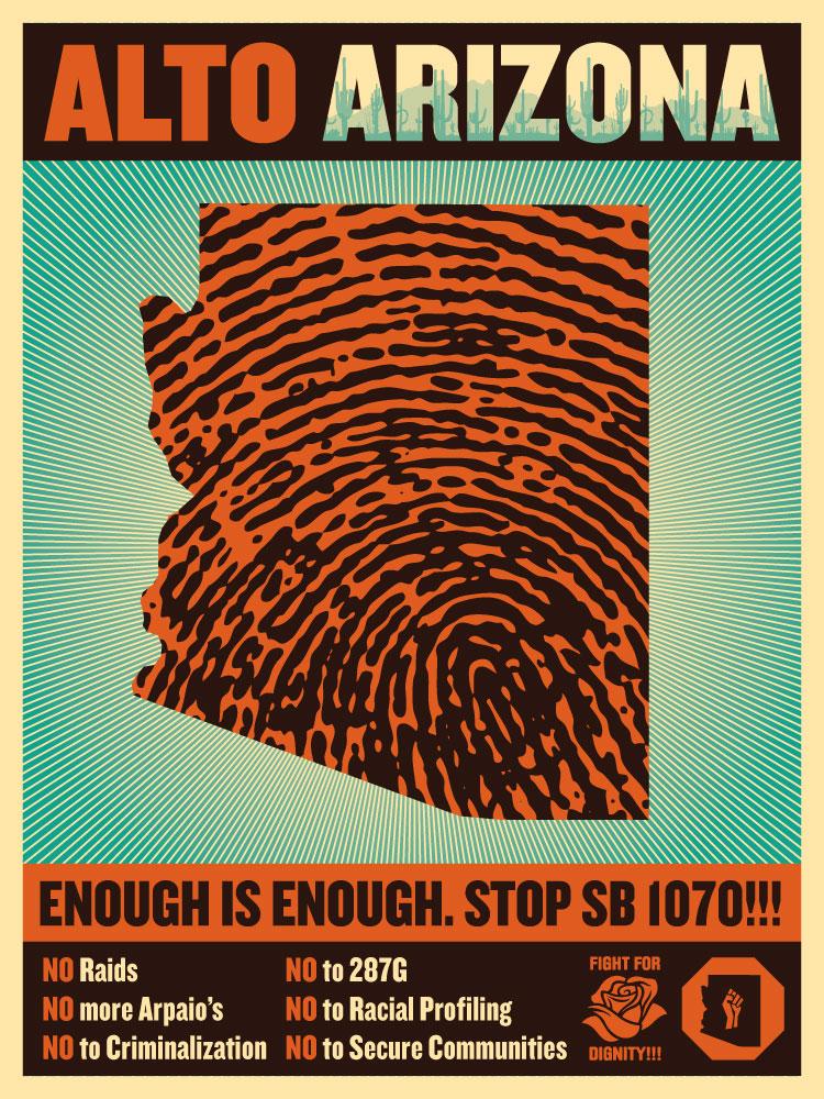 Alto Arizona Stop SB 1070