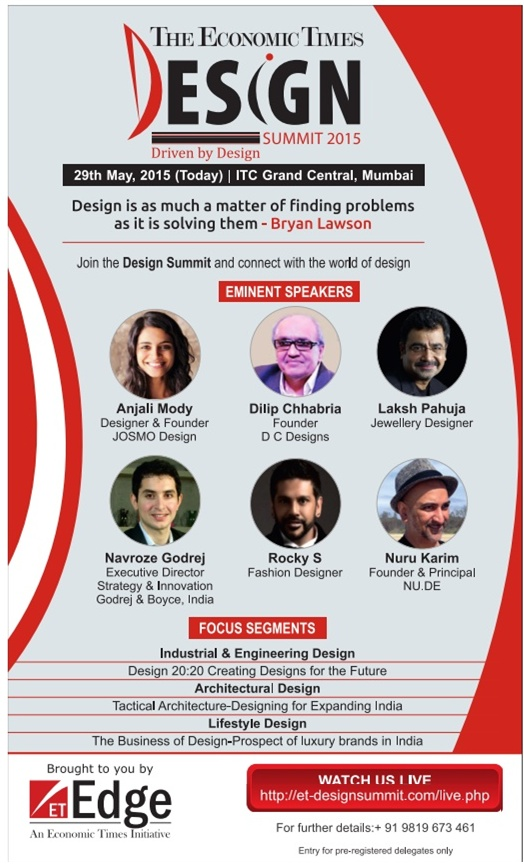 The Economic Times Design Summit