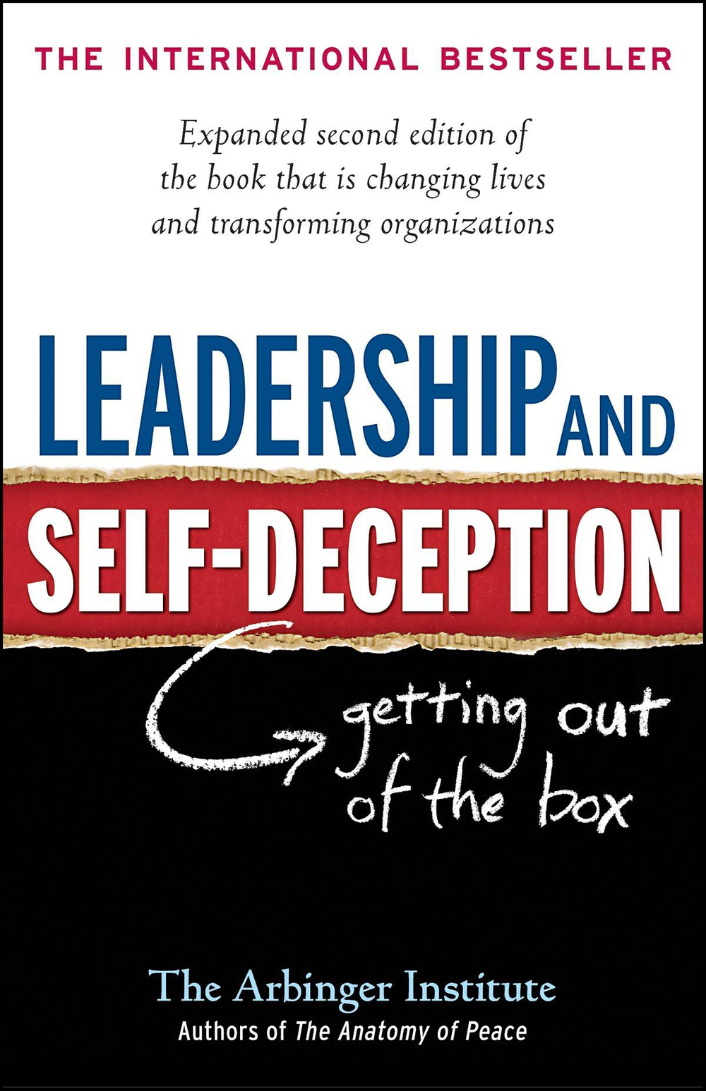 Book Review: Leadership and Self-Deception — Century Leadership
