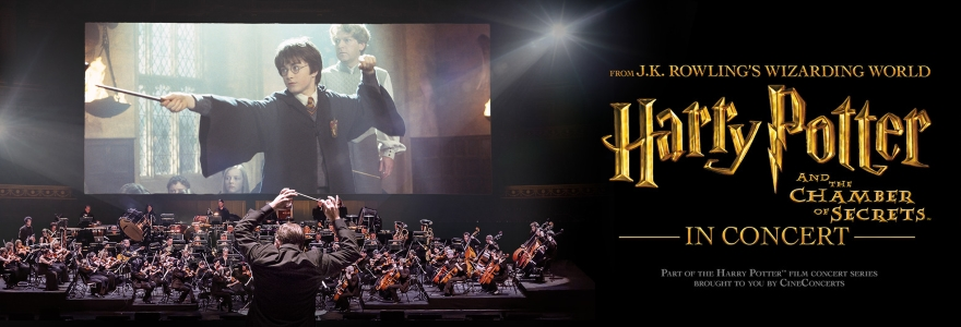 HARRY POTTER AND THE CHAMBER OF SECRETS - IN CONCERT - LOCATION:  BENAROYA HALL, SEATTLEDATE:  SATURDAY, NOV 18, 2017TIME:  8:00 (DOORS OPEN 6:30)RUNNING TIME:  2 HOURS 58 MINUTES (INCL INTERMISSION)NOTE:  YOU DO NOT NEED TO BE A BOOK CLUB MEMBER TO ATTEND WITH THE CLUB.  THE MORE THE MERRIER!
