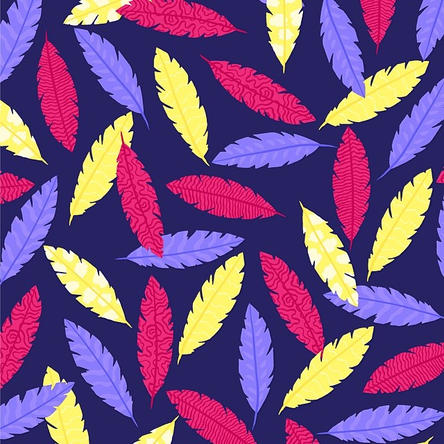 Seq 43 - Birds of Feather. This @rhythmandrepeat pattern is going to be used as part of a special clothing collaboration coming up soon…