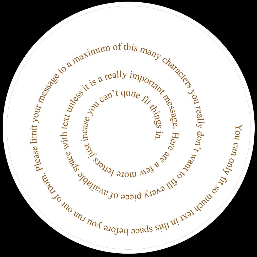 Times New Roman - Spiral