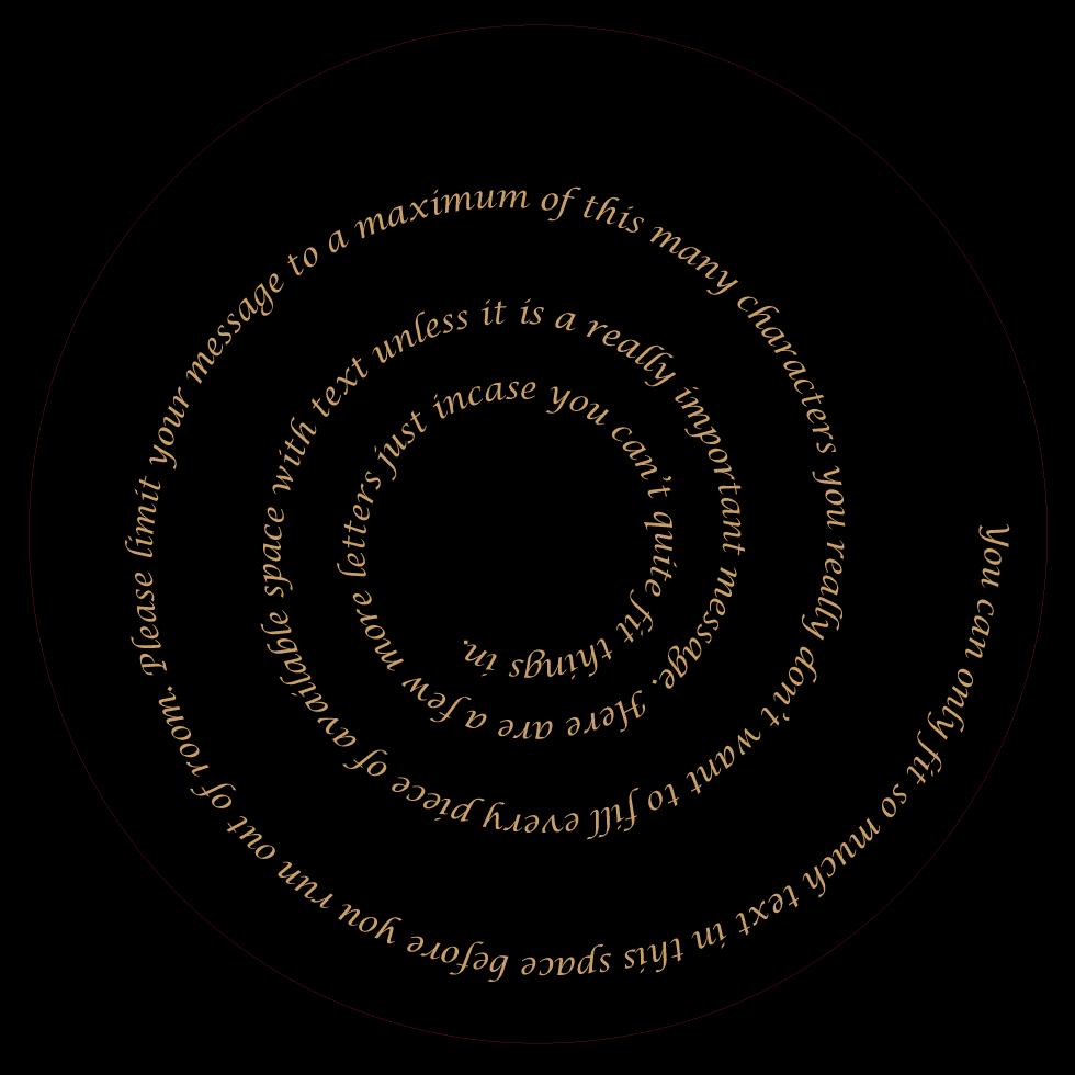 Lucinda Calligraphy Italic - Spiral