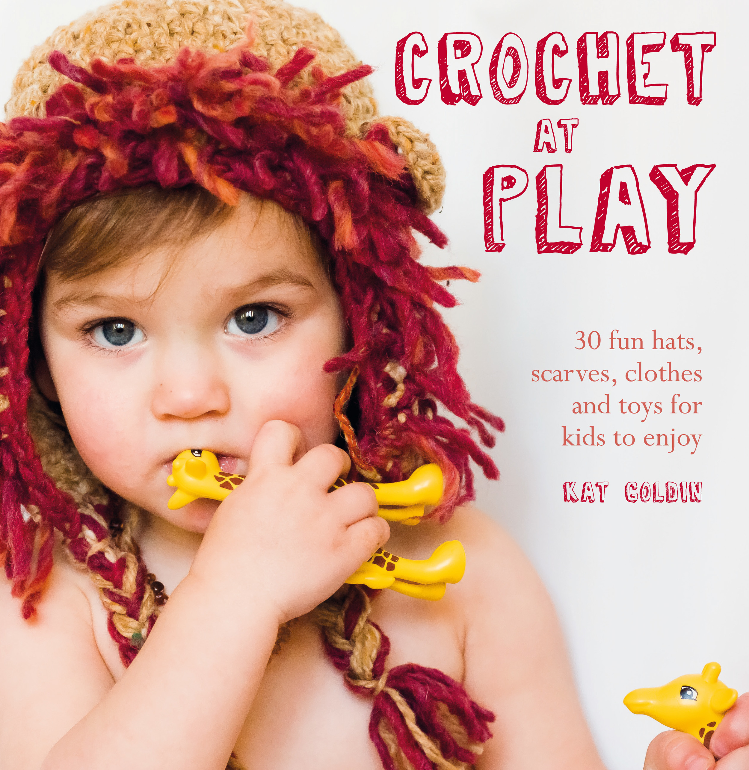 Crochet at Play front cover
