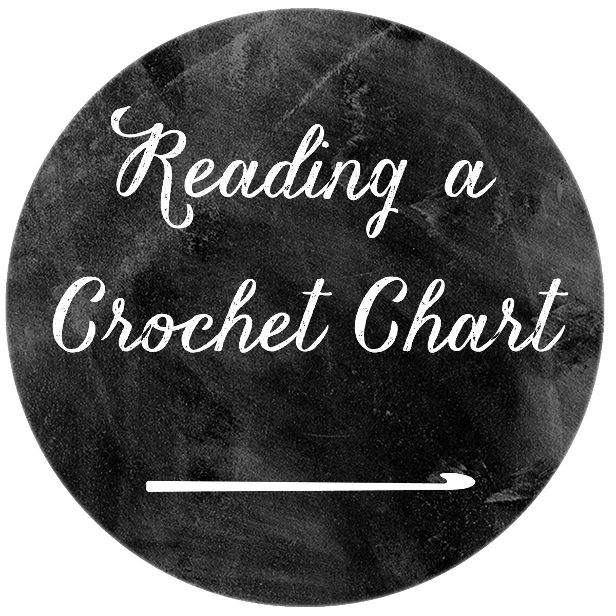 Reading A Crochet Chart Gartur Stitch Farm Diagram For Beginners