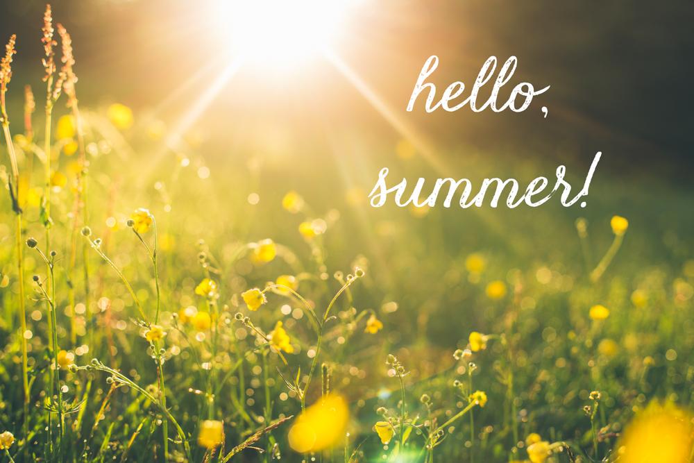 Hello, Summer! — Slugs On The Refrigerator - UK Crochet Blog