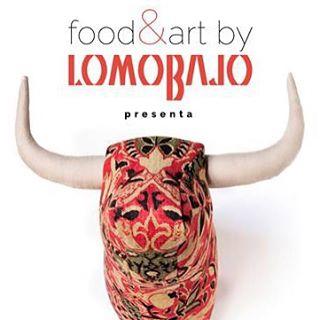 Inauguración de la exposición food&art por #softheads en @lomobajobcn con piezas creadas en exclusiva para este evento por nuestro director creativo Sergio Roger. Jueves 4 de Mayo de 19:00 a 21:00