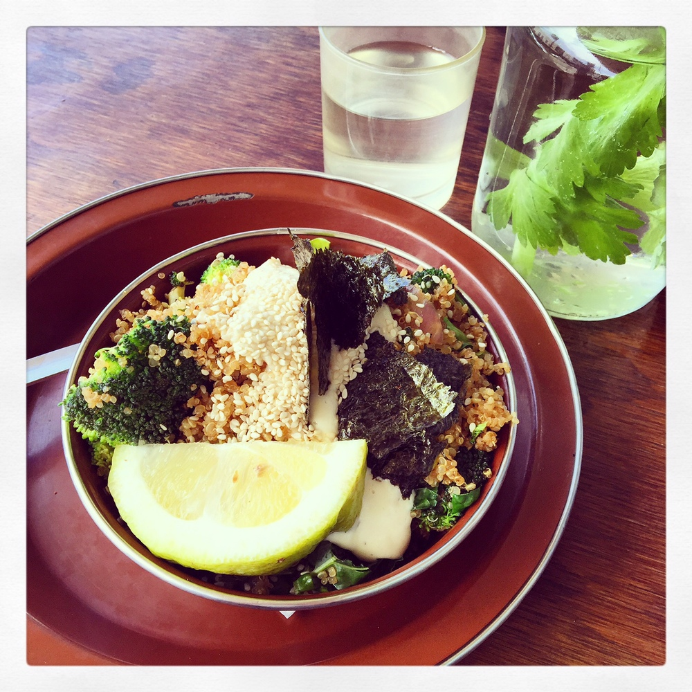 There's only one Nourishing Bowl - Aboutlife