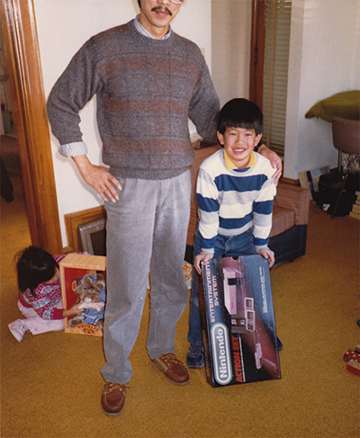 In Christmas of 1989, my uncle bought me a Nintendo. This was the beginning of the end.