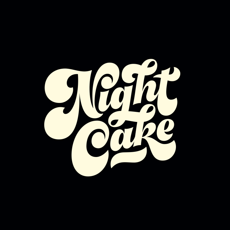 You own the night. - In 2015, I launched Night Cake Press as a platform to create fun lifestyle accessories and experiment with products that wouldn't necessarily fit under The Beast Is Back.  It started as a  small side project, but three years later, it has become an integral creative outlet and a permanent part of of my business.