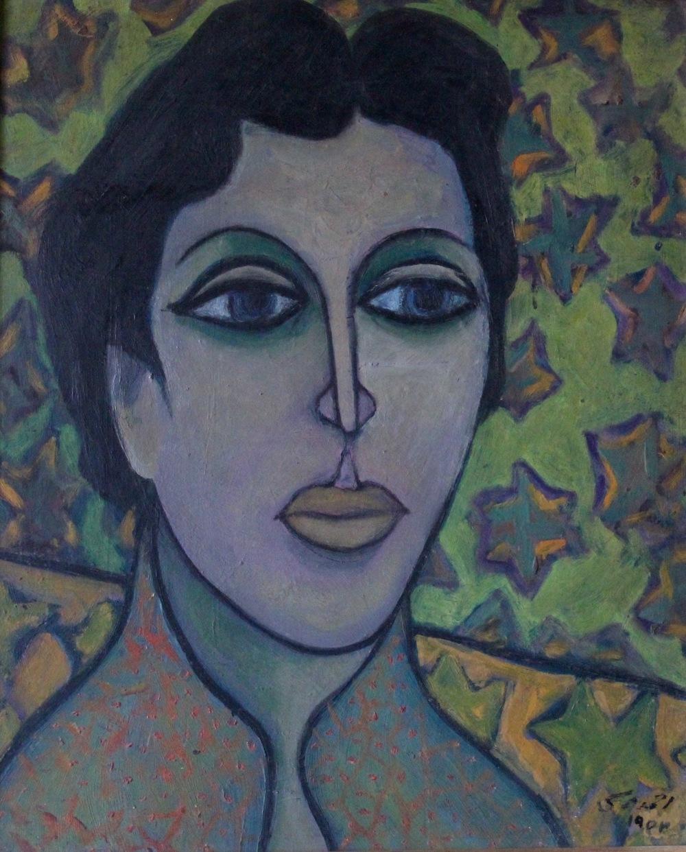 """Portrait of an Alexandrian Lady"""