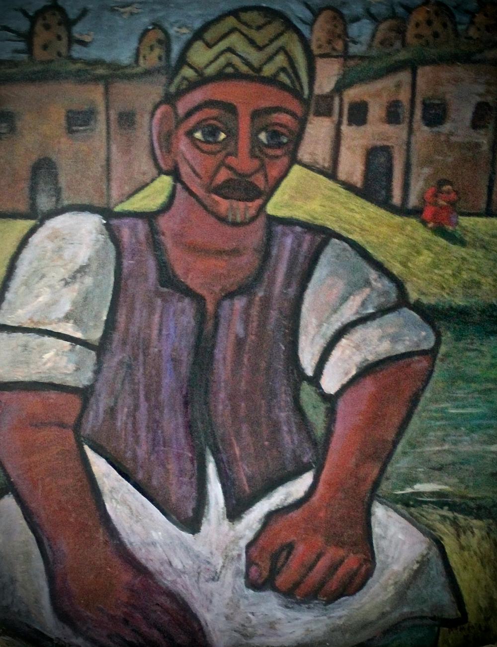 """""""Fallah"""" (The Peasant)"""