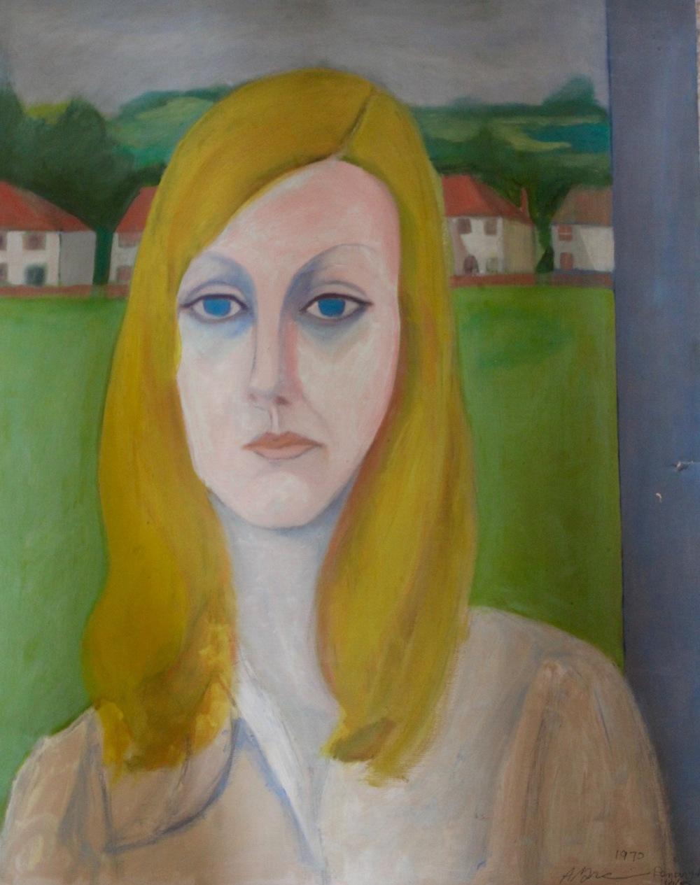 """""""Welsh Portrait"""""""
