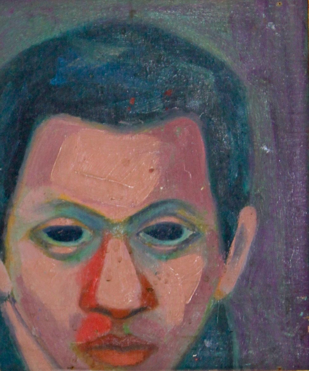 """Self Portrait - Alexandria (2)"""