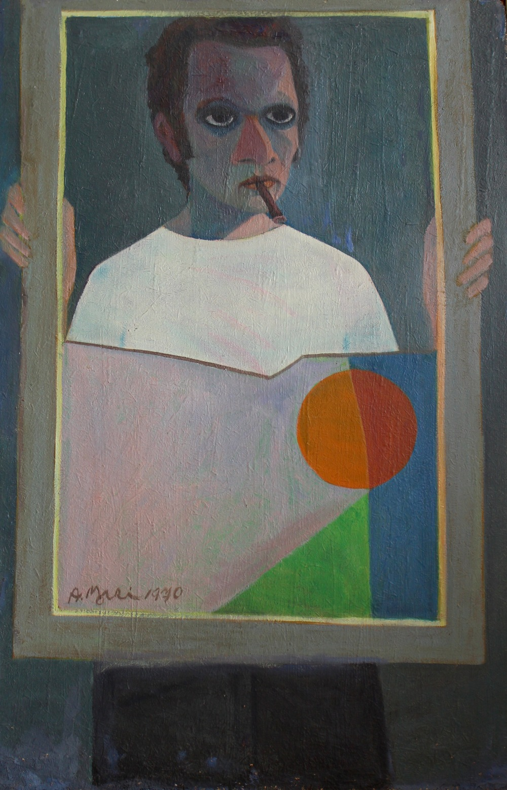 """Self Portrait - Cairo (2)"""