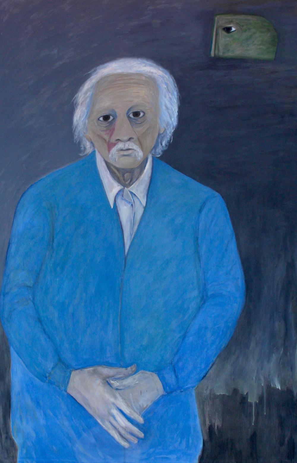"""Self Portrait - Cairo (3)"""