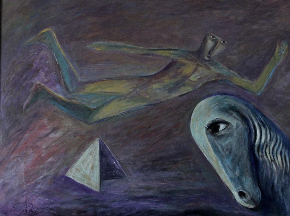"""Flying Poet"""