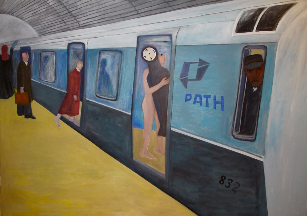 """The Subway Station"""