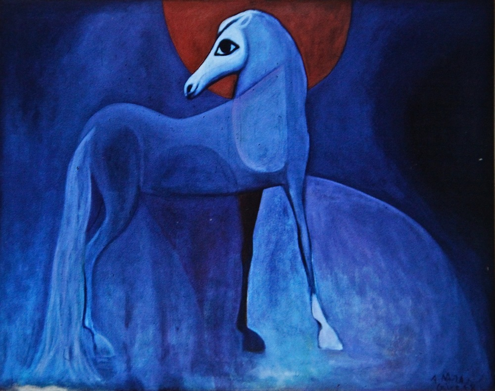"""""""The Blue Mare"""""""