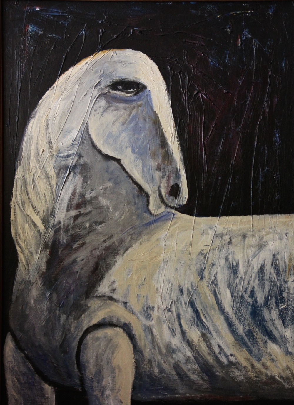 """The Thinking Horse"""