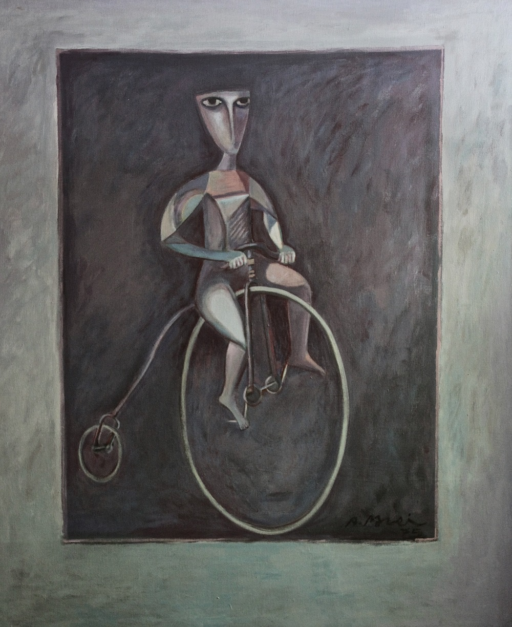"""The Cyclist"""
