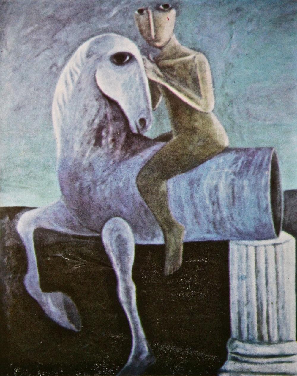 """The Horse Rider (2)"""