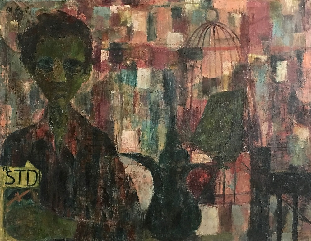"""Self Portrait - Cairo (1)"""