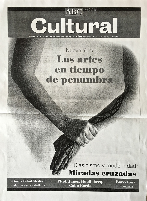 Alfonso Armada, ABC Cultural Madrid - 2001