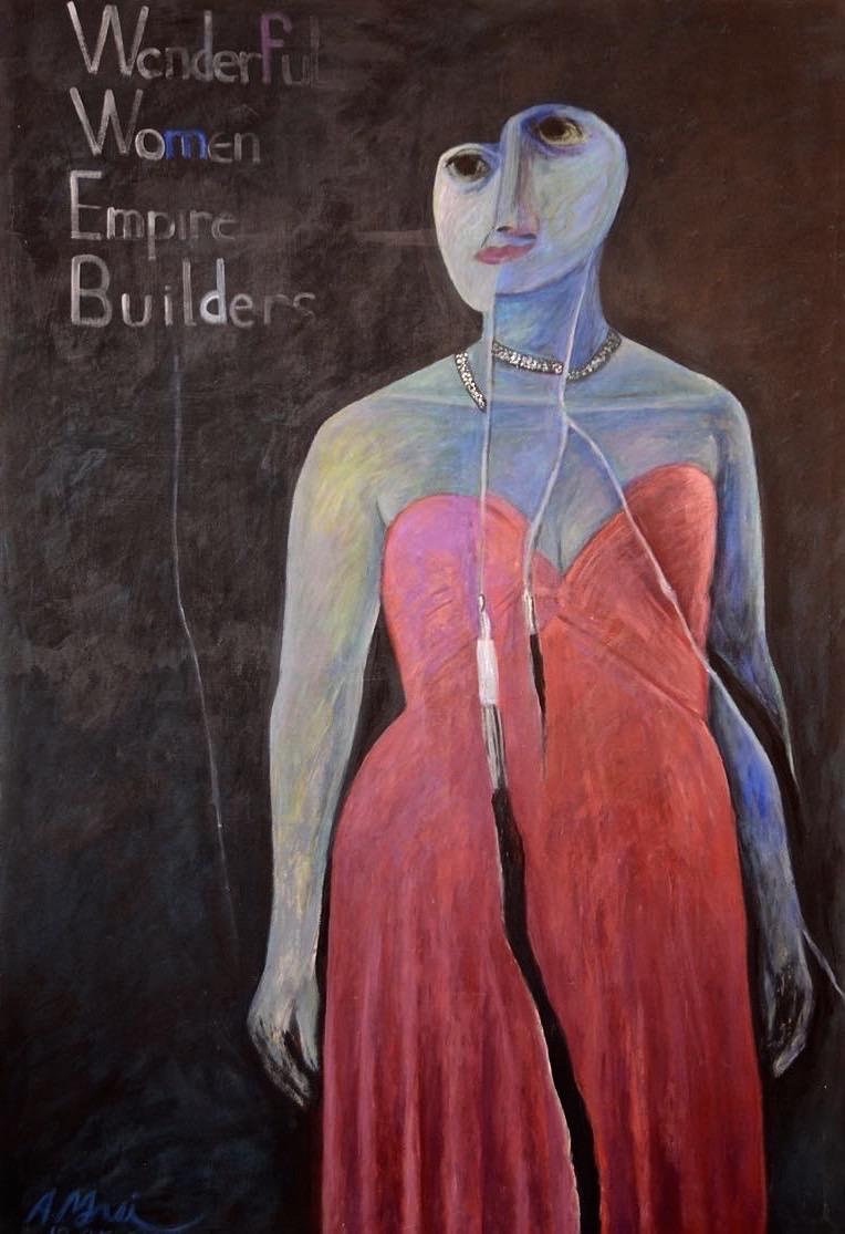 """Wonderful Women Empire Builders"""