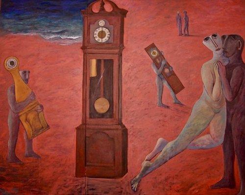 """""""Clocks III"""""""