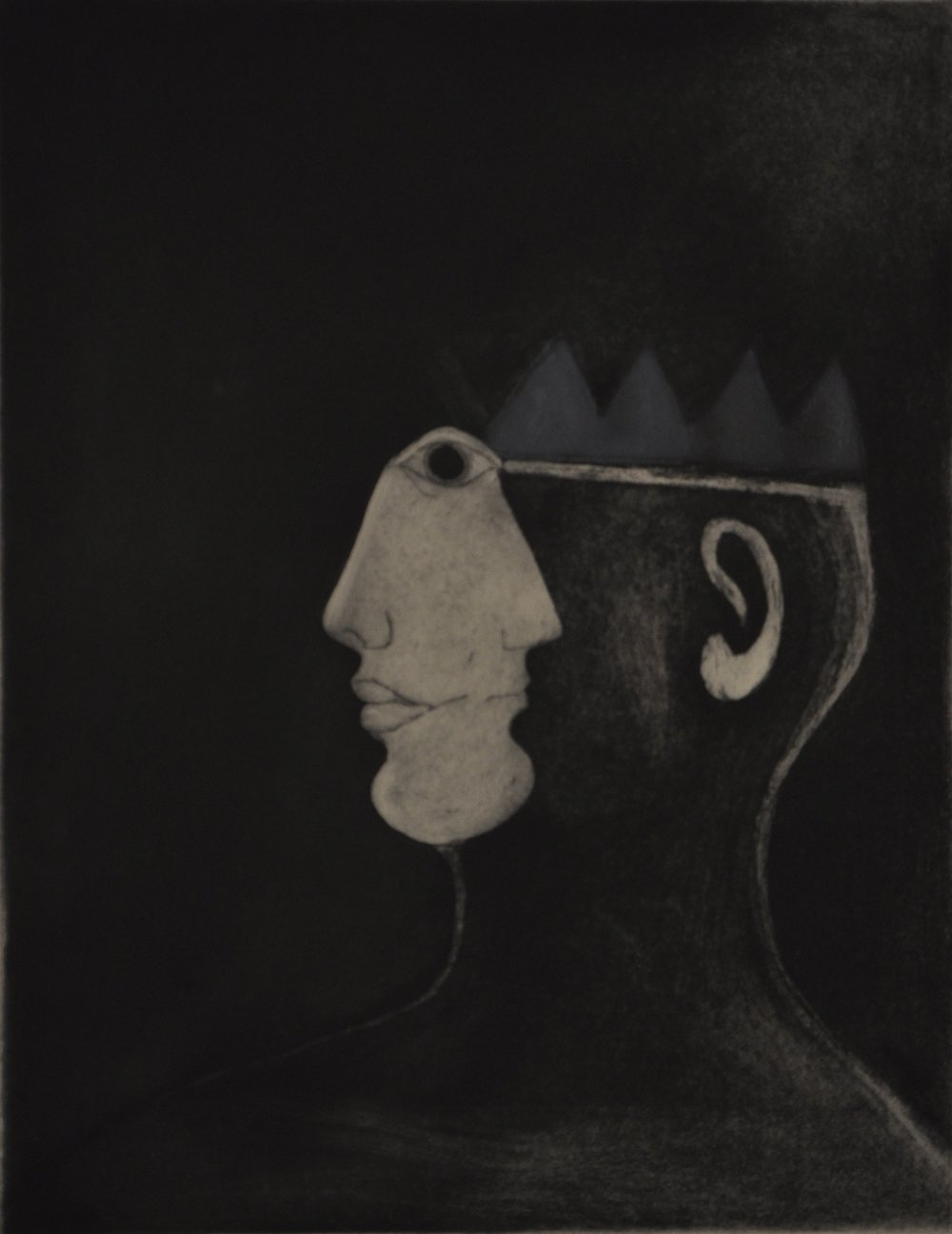 """Crowned Head"" Series"