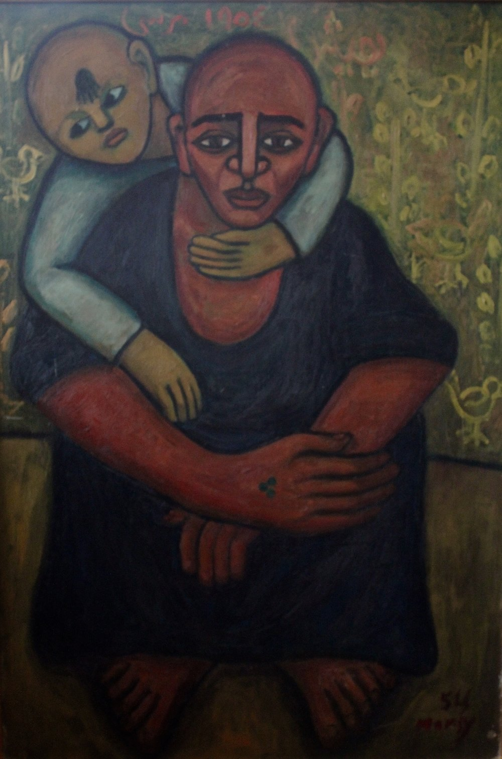 """""""Man and Son"""""""