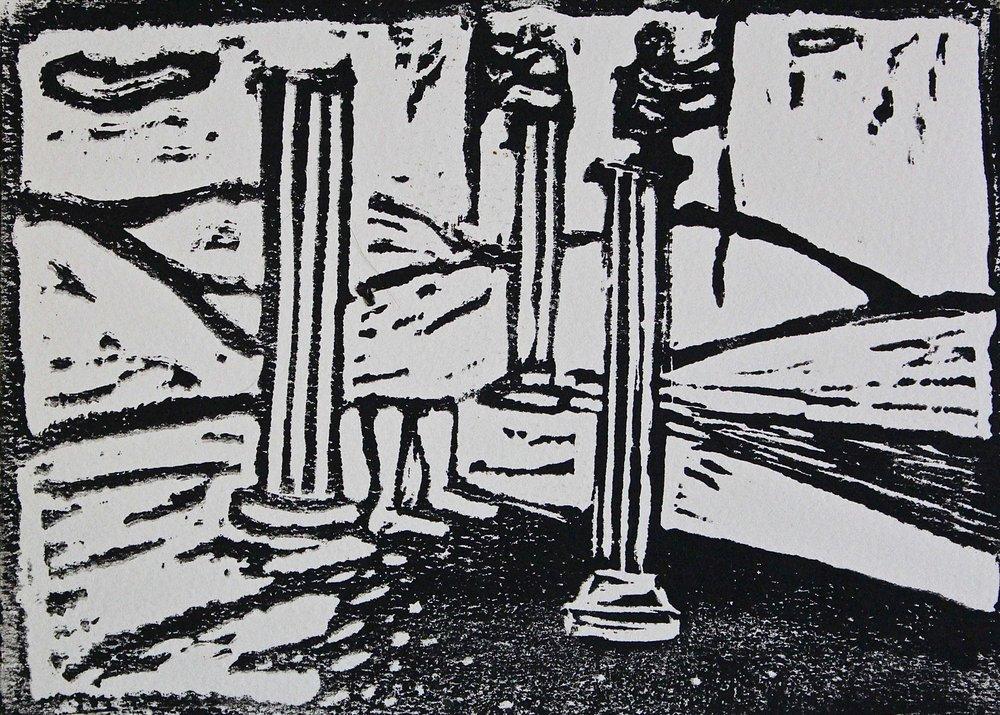 """Untitled"" (A/P) - ""Edwar El Kharrat Artist's Book Series"""