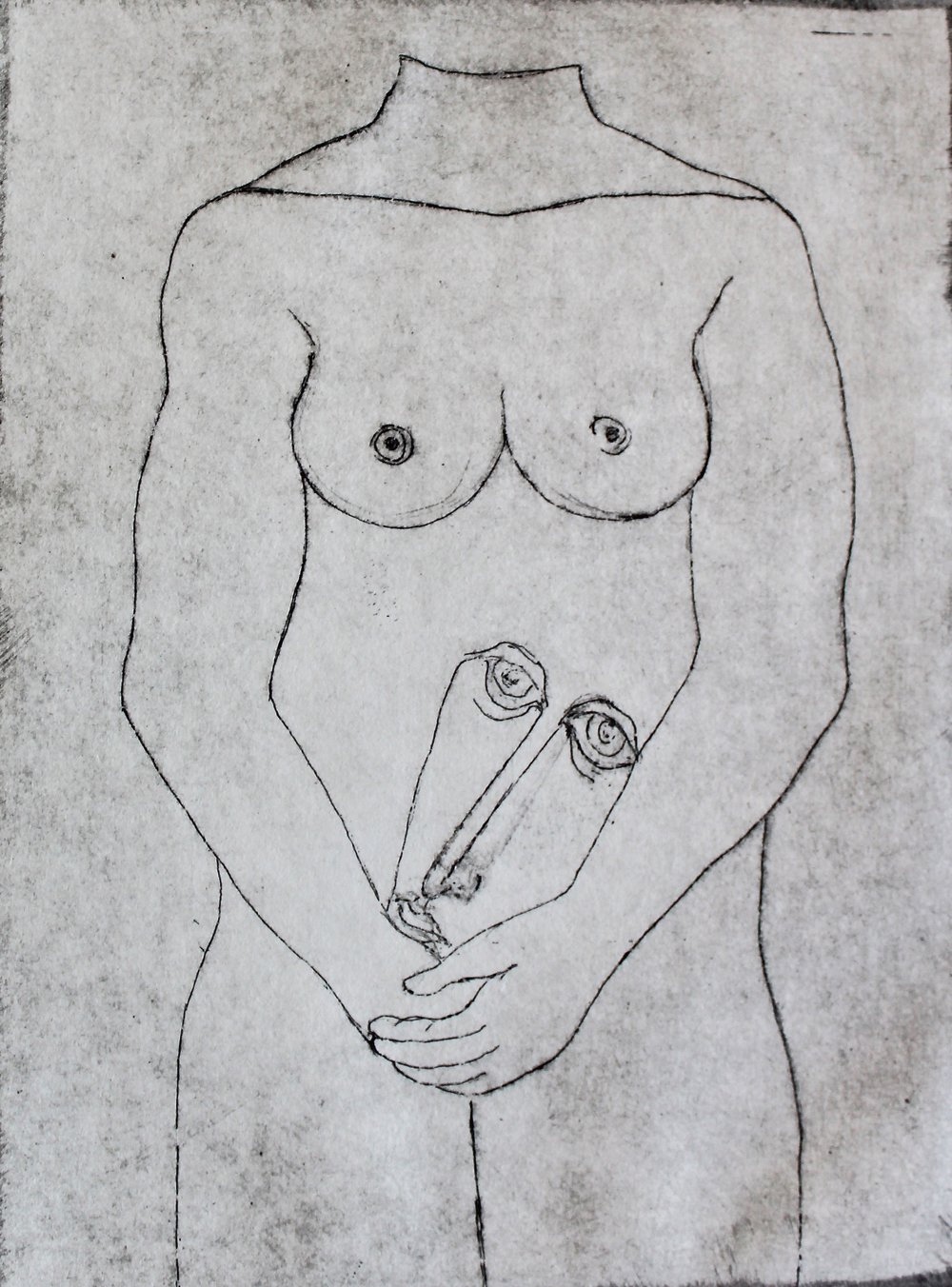 """Untitled"" ""Nude Series"""