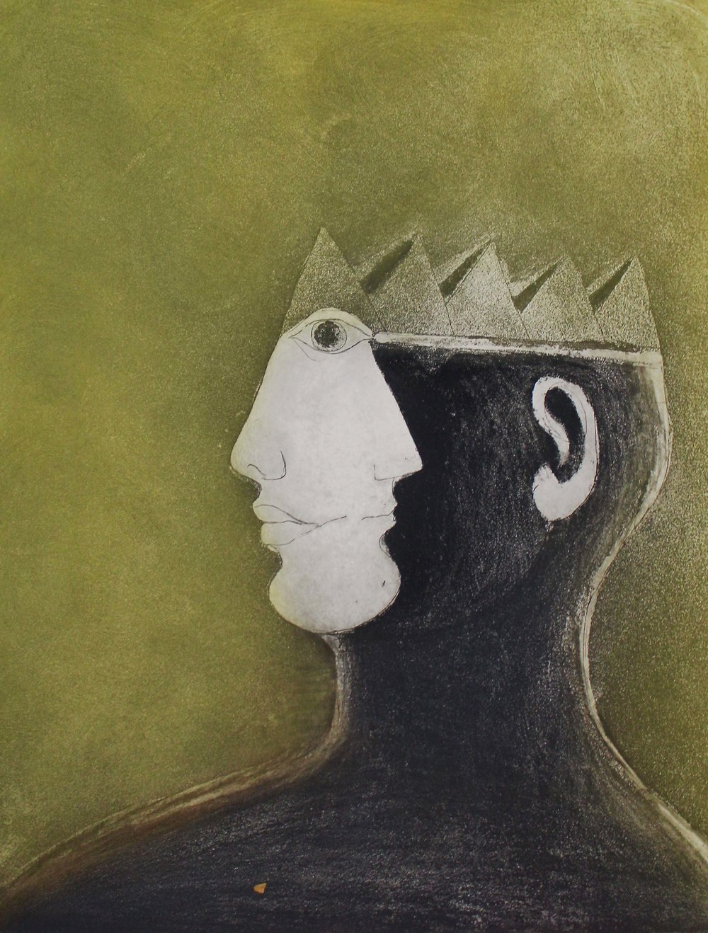 """Crowned Head"""