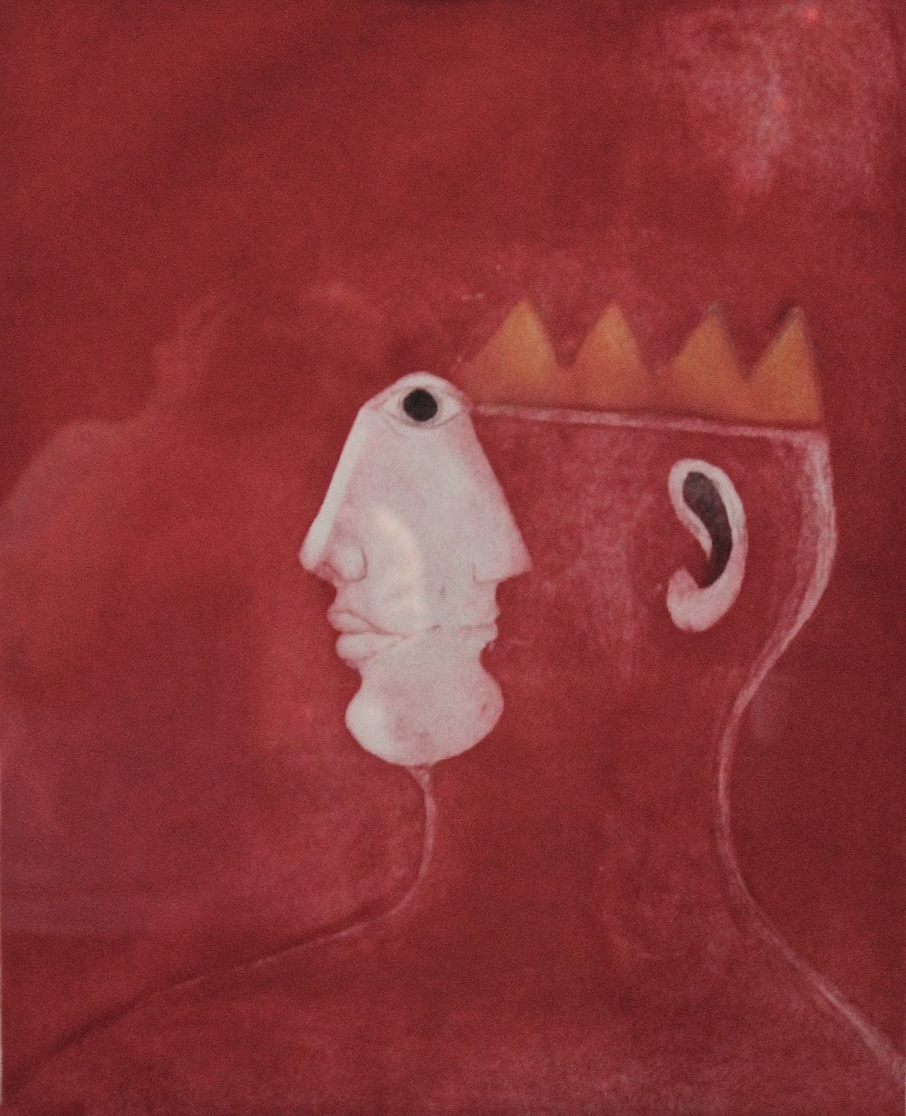 """Crowned Head Series"" (1/10)"