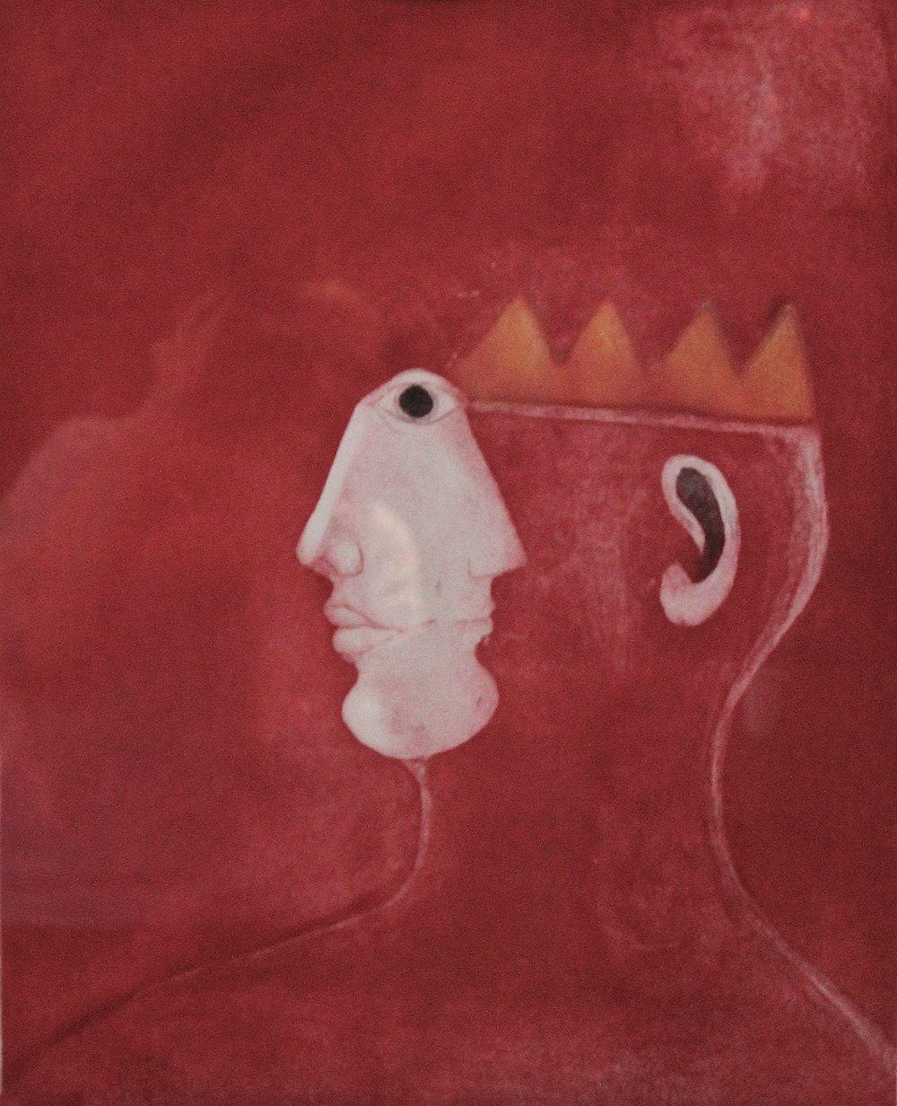 """""""Crowned Head Series"""" (1/10)"""