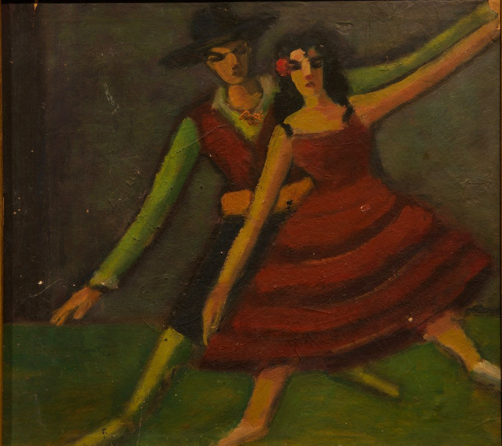 Ahmed-Morsi-Untitled-(Brazilian-Dancers-Théatre-Mohamed-Ali-Pasha)-1947.jpg