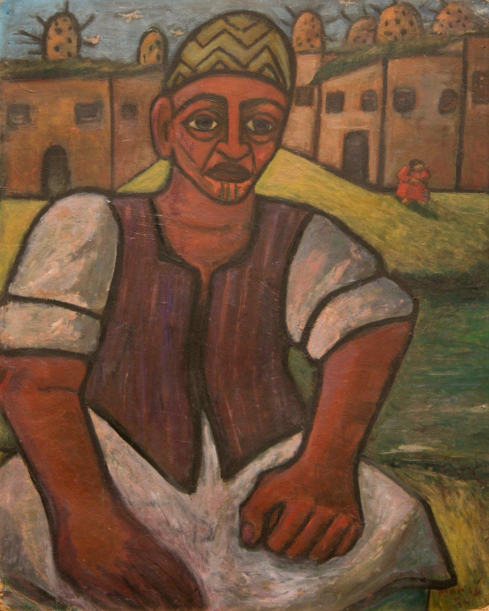 Ahmed-Morsi-Untitled-(Fallah)-Alexabdria-1954.jpg