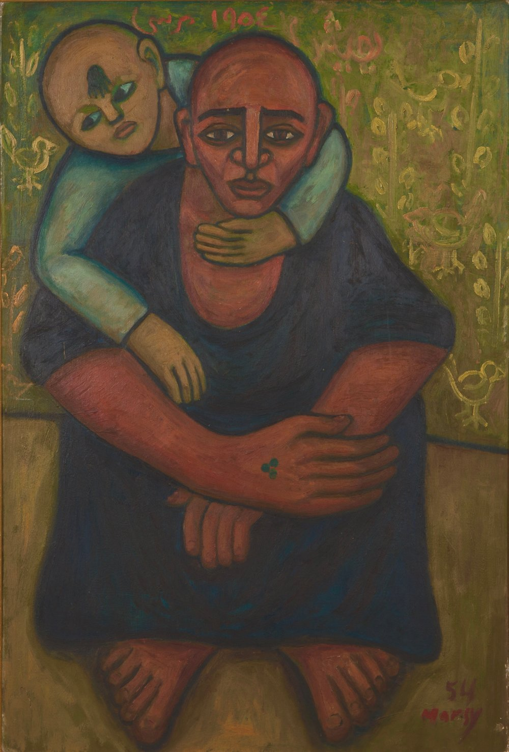 Ahmed-Morsi-Untitled-(Man-and-Son)-Alexandria-1954.jpg