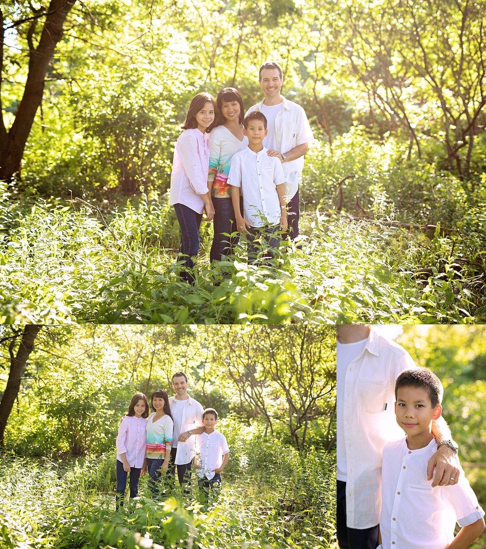 Summer family photos ottawa