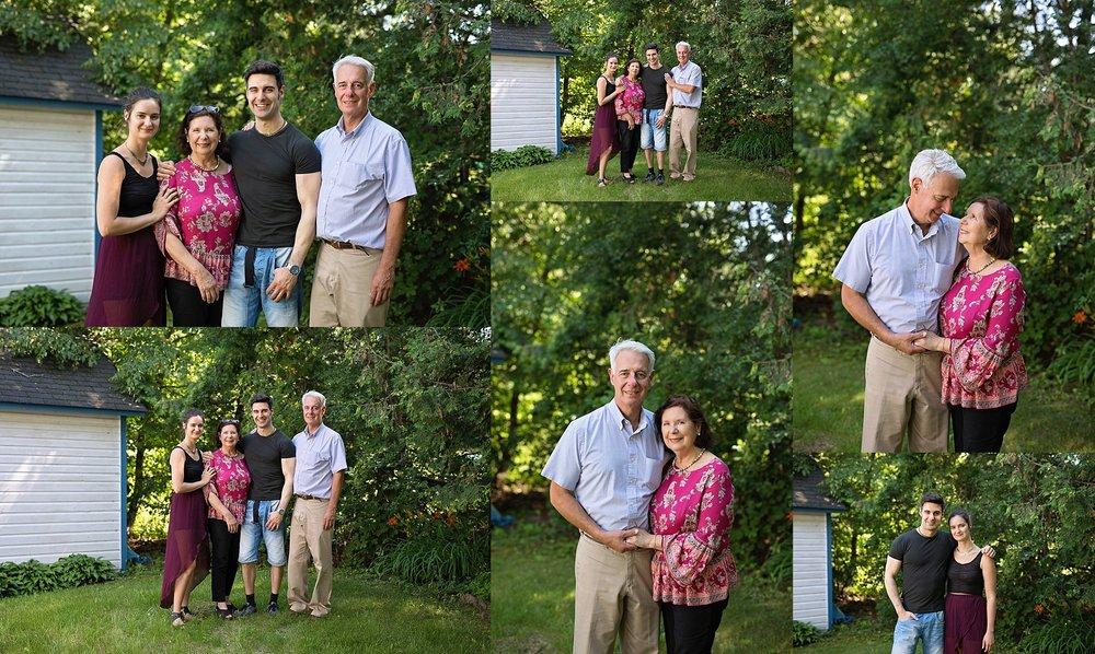 family photos rideau ferry