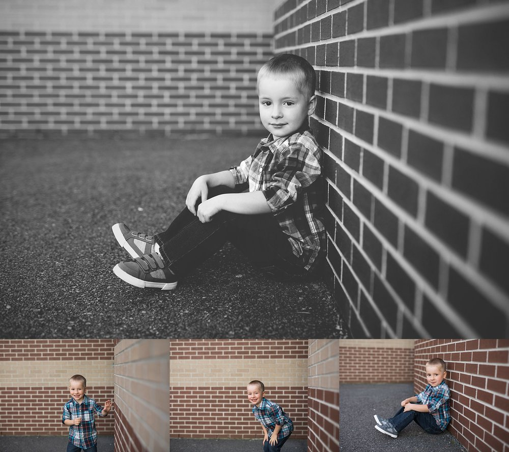 back to school mini session