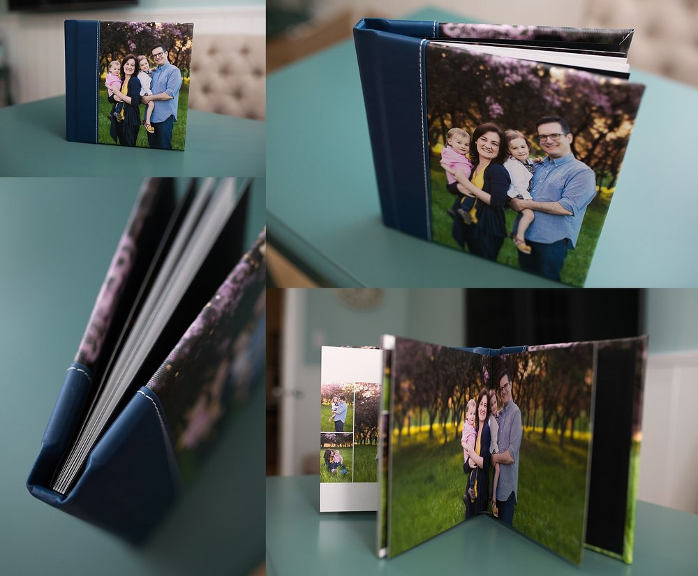 8x8 keepsake album