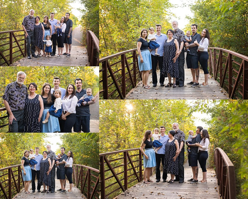 extended family photo session ottawa