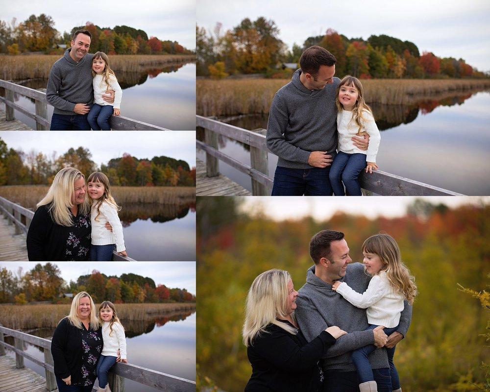fall family photographs